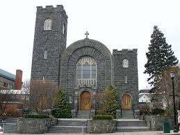 St. Mary's RC Church, Greenwich, CT